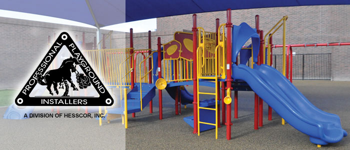 Professional Playground Installers